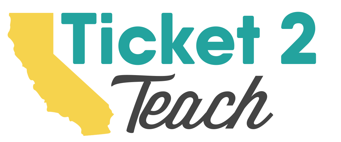 Ticket 2 Teach